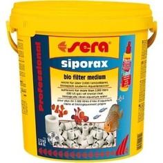 Наполнитель SERA SIPORAX Bio Filter Medium для биологической фильтрации воды в аквариумах 10л