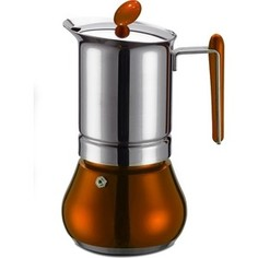 Гейзерная кофеварка на 4 чашки G.A.T. Annetta оранжевый (251004 orange)