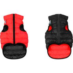 Курточка CoLLaR AiryVest двухсторонняя красно-черная размер XS 22 для собак (1700)