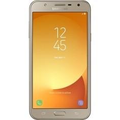 Смартфон Samsung Galaxy J7 Neo SM-J701F 16Gb DS Gold