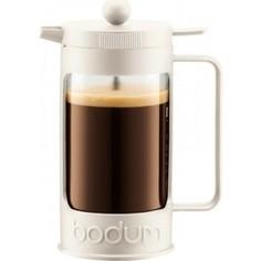 Френч-пресс 1 л Bodum Bean белый (11376-913)