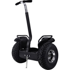 Гироскутер Motion Pro Gyro Scooters 19 дюймов черный Городская Версия (LG LiPo)