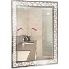 Зеркало Mixline Жемчуг 535х740 фацет/пескоструйный рисунок (4620001984183)