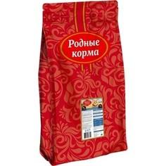 Сухой корм Родные Корма Курица 30/14 для взрослых стерилизованных кошек 3/5 пуда 10 кг