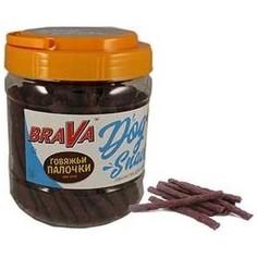 Лакомство BraVa Dog Snacks говяжьи палочки для собак 700 г (110695)