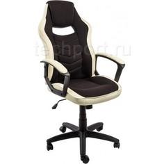 Компьютерное кресло Woodville Gamer черное/бежевое