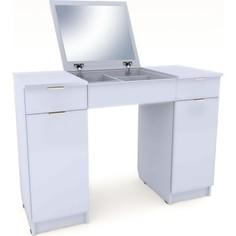 Столик туалетный Вентал Арт Римини-4 белый