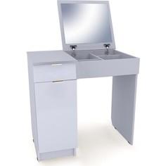 Столик туалетный Вентал Арт Римини-5 белый