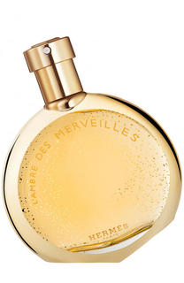 Парфюмерная вода L`Ambre des Merveilles Hermès