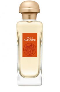 Туалетная вода спрей Rose Amazone Hermès