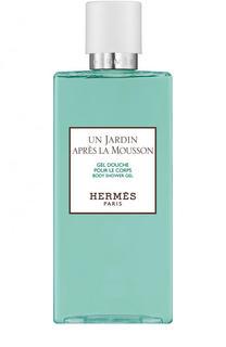 Гель для душа Un Jardin Apres La Mousson Hermès