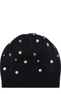 Хлопковая шапка с декором Catya