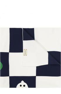 Хлопковое одеяло Gucci