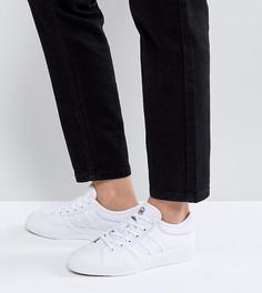 Белые кроссовки adidas - Белый