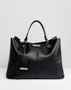 Двухцветная сумка Carvela - Черный