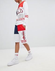 Баскетбольные шорты с винтажным принтом Ellesse Heritage - Мульти