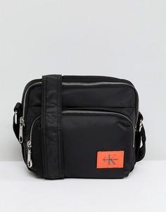 Нейлоновая сумка Calvin Klein - Черный