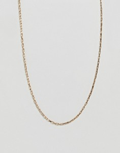 Ожерелье в винтажном стиле ASOS - Золотой