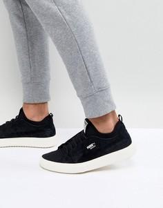 Черные трикотажные кроссовки Puma Breaker Sunfaded 36534501 - Черный