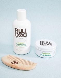 Набор по уходу за бородой Bulldog - Бесцветный