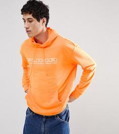 Худи оранжевого цвета Puma эксклюзивно для ASOS - Оранжевый