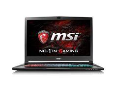 """Ноутбук MSI GS73VR 7RF(Stealth Pro)-437RU, 17.3"""", Intel Core i7 7700HQ 2.8ГГц, 16Гб, 2Тб, 256Гб SSD, nVidia GeForce GTX 1060 - 6144 Мб, Windows 10, 9S7-17B112-437, черный"""