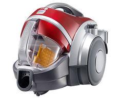 Пылесос LG VK88504HUG, 2000Вт, красный