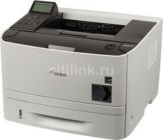 Принтер лазерный CANON i-SENSYS LBP251dw лазерный, цвет: серый [0281c010]