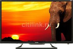 """LED телевизор TELEFUNKEN TF-LED32S41T2 """"R"""", 32"""", HD READY (720p), черный"""