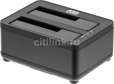 Док-станция для HDD AGESTAR 3UBT8, черный
