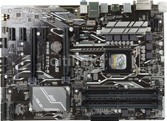Материнская плата ASUS PRIME Z270-P, LGA 1151, Intel Z270, ATX, Ret