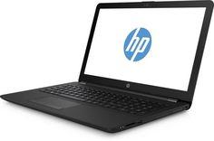 "Ноутбук HP 15-bs026ur, 15.6"", Intel Pentium N3710 1.6ГГц, 4Гб, 500Гб, Intel HD Graphics 405, DVD-RW, Windows 10, 1ZJ92EA, черный"