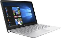 "Ноутбук HP Pavilion 15-cc532ur, 15.6"", Intel Core i7 7500U 2.7ГГц, 8Гб, 2Тб, 128Гб SSD, nVidia GeForce 940MX - 4096 Мб, Windows 10, 2CT31EA, серебристый"