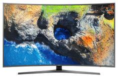"LED телевизор SAMSUNG UE65MU6650UXRU ""R"", 65"", Ultra HD 4K (2160p), титан"