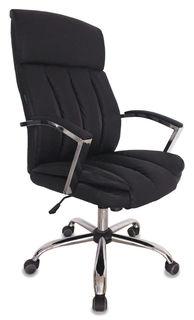 Кресло руководителя БЮРОКРАТ T-8000SL, искусственная кожа [t-8000sl/bl+gr]