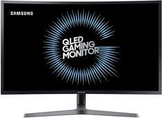 """Монитор ЖК SAMSUNG C32HG70QQI 31.5"""", темно-серый [lc32hg70qqixci]"""