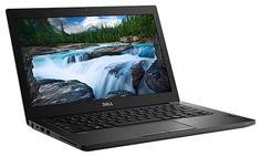 """Ноутбук DELL Latitude 7280, 12.5"""", Intel Core i7 6600U 2.6ГГц, 8Гб, 512Гб SSD, Intel HD Graphics 520, Windows 7 Professional, 7280-7911, черный"""