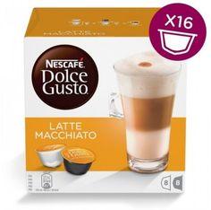 Капсулы KRUPS NESCAFE Dolce Gusto Latte Macchiato, для кофемашин капсульного типа, 8 шт [5219838]