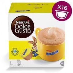 Капсулы KRUPS NESCAFE Dolce Gusto Nesquik, для кофемашин капсульного типа, 16 шт [12291044]