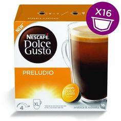 Капсулы KRUPS NESCAFE Dolce Gusto Preludio, для кофемашин капсульного типа, 16 шт [12314472]