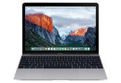 """Ноутбук APPLE MacBook MNYF2RU/A, 12"""", Intel Core M3 7Y32 1.2ГГц, 8Гб, 256Гб SSD, Intel HD Graphics 615, Mac OS X, MNYF2RU/A, серый"""