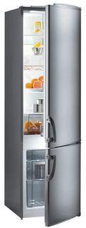 Холодильник GORENJE RK41200E, двухкамерный, серебристый