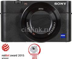 Цифровой фотоаппарат SONY Cyber-shot DSC-RX100M3, черный