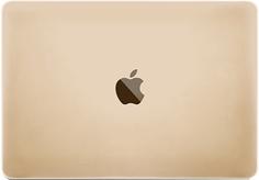 Клип-кейс VLP Plastic Case для Apple MacBook Air 13 (белый)
