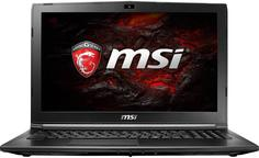 Ноутбук MSI GL62M 7RFX-1257RU (черный)