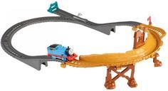 Железная дорога Mattel Thomas & Friends CDB59 Переправа через сломанный мост