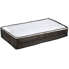 Аксессуар Кофр для хранения вещей Доляна Вензель 80x45x15cm Black Gold 1159135