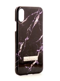 Аксессуар Чехол Mamba Case Black-Lilac для APPLE iPhone X