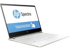 Ноутбук HP Spectre 13-af009ur 2PT12EA (Intel Core i7-8550U 1.8 GHz/16384Mb/1000Gb SSD/No ODD/Intel HD Graphics/Wi-Fi/Bluetooth/Cam/13.3/3840x2160/Touchscreen/Windows 10 64-bit)