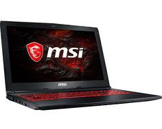 Ноутбук MSI GL62MVR 7RFX 9S7-16JBE2-1256 (Intel Core i7-7700HQ 2.8 GHz/8192Mb/1000Gb + 128Gb SSD/No ODD/nVidia GeForce GTX 1060 3072Mb/Wi-Fi/Bluetooth/Cam/15.6/1920x1080/Windows 10 64-bit)